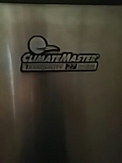 Northborough, MA - AC repair on a climatemaster geothermal unit