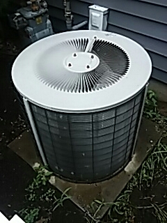 Hopkinton, MA - AC repair on a York unit