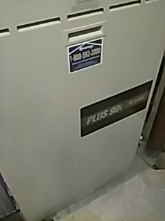 Westborough, MA - Clean and check Bryant gas furnace