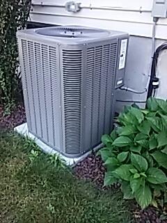 Marlborough, MA - Clean and check Lennox AC system