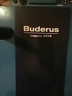 Sudbury, MA - Heat repair on a Buderus oil fired boiler