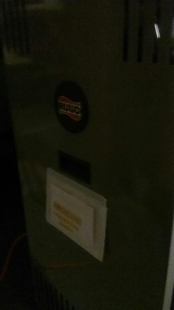 Acton, MA - Maintenance ruud oil furnace