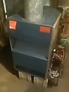West Boylston, MA - Clean and check Utica gas boiler
