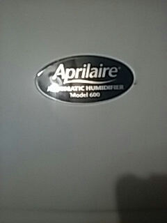 Northbridge, MA - Clean and check Aprilaire Humidifier