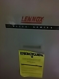 Fitchburg, MA - Clean and check Lennox AC and heating system
