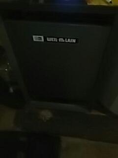 Fitchburg, MA - Clean and check Weil Mclain gas boiler
