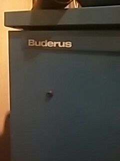 Ashland, MA - Clean and check Buderus oil fired boiler