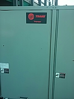 Fitchburg, MA - Clean and check Trane gas rooftop units