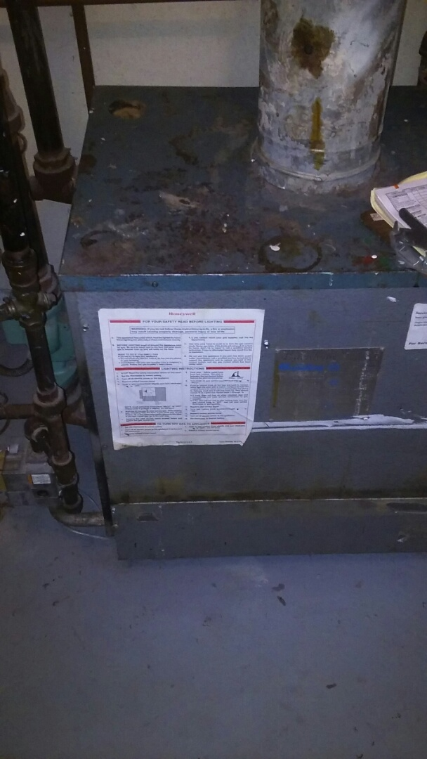 Harvard, MA - Clean and check Burnham gas boiler