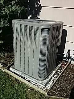 Southbridge, MA - Clean and check Lennox AC system