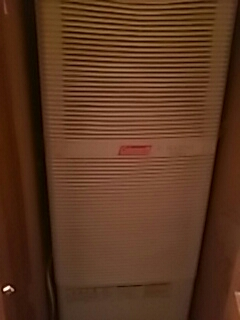 Shirley, MA - Clean and check Coleman gas furnace