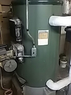Worcester, MA - Clean and check Crane oil fired boiler