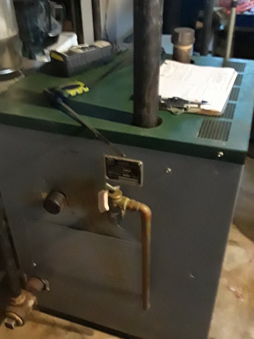 Leominster, MA - Clean and Check Peerless gas steam boiler