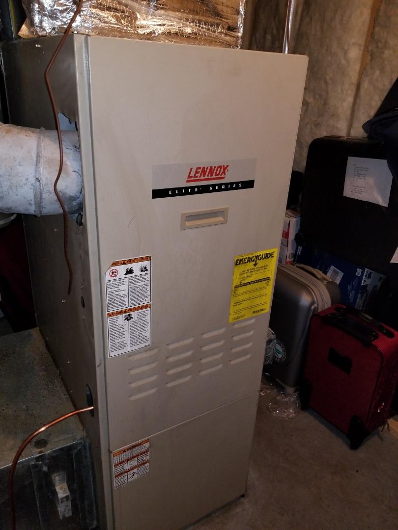 Auburn, MA - Service oil lennox furnace