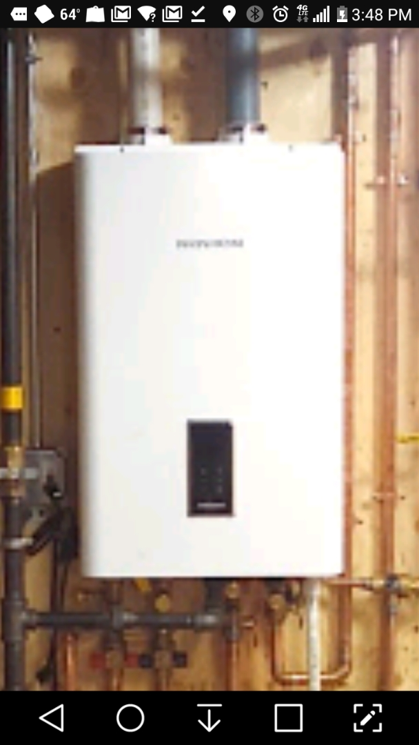 Worcester, MA - Replacing board and flame rod assembly on navien boiler