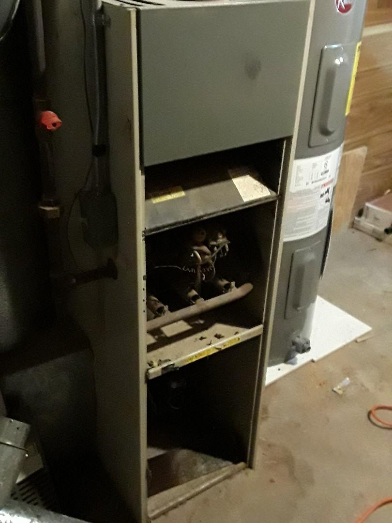 Worcester, MA - Heat repair on a Heat Controller Gas Unit