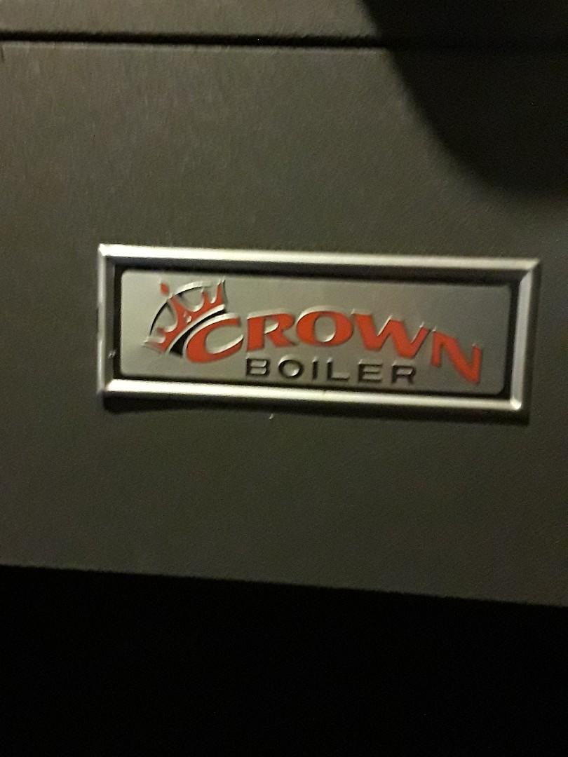 Auburn, MA - Clean and check Crown gas Steam boiler