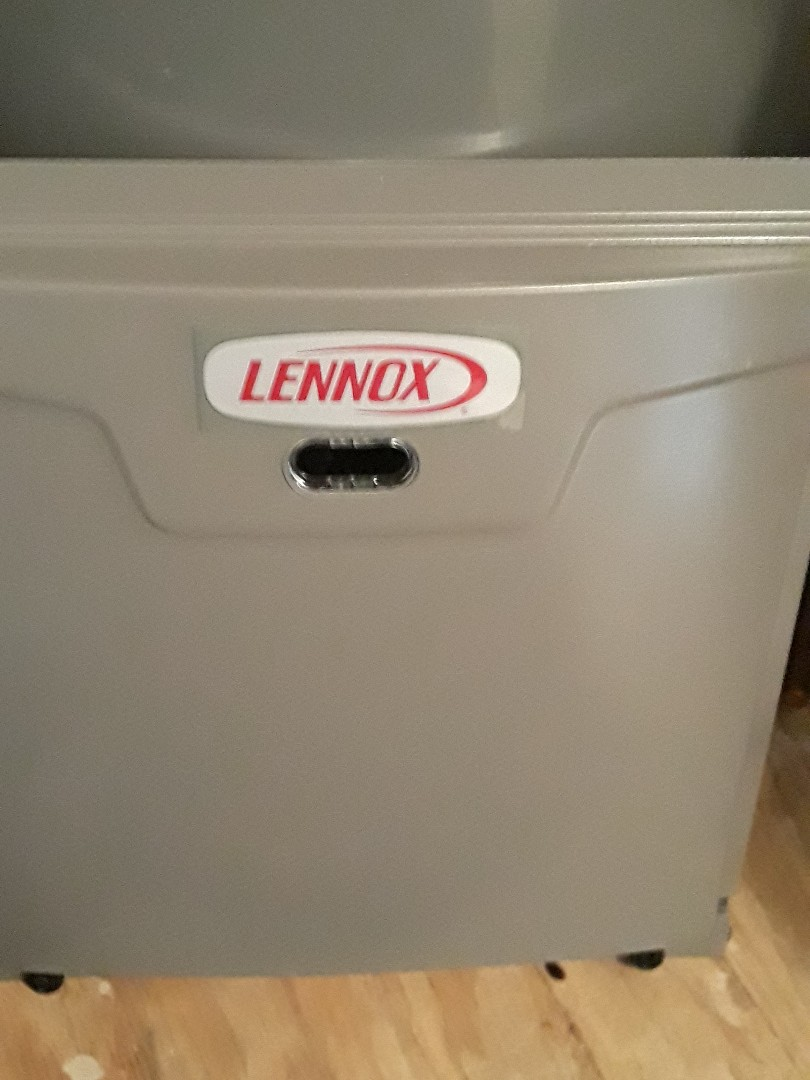 Worcester, MA - Clean and check Lennox Gas Furnace