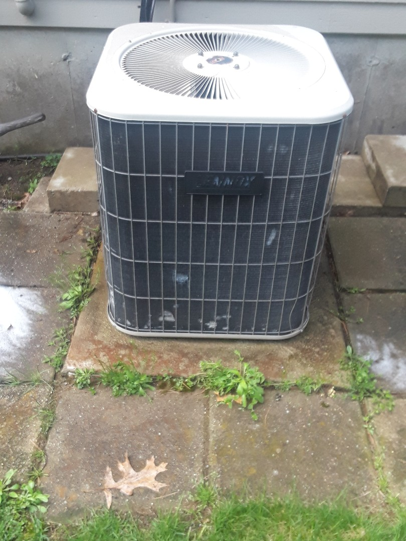 Sterling, MA - Clean and check  Lennox AC unit
