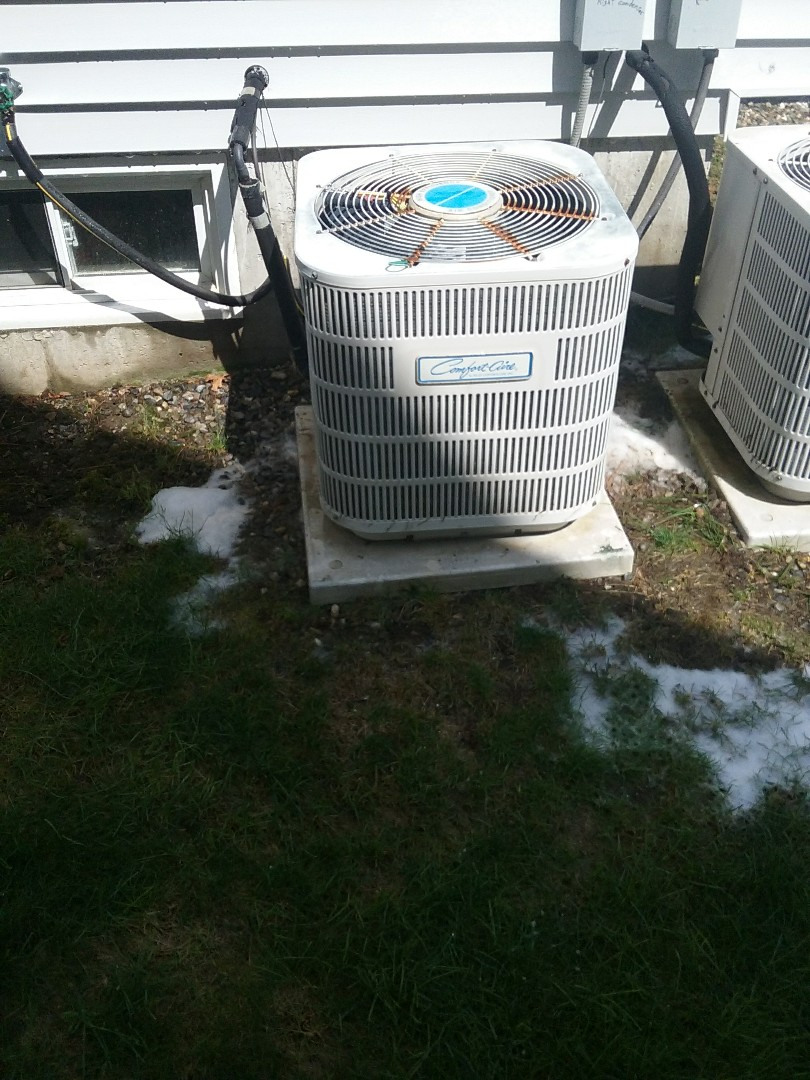 Worcester, MA - Service if a comfort aire air conditioning system