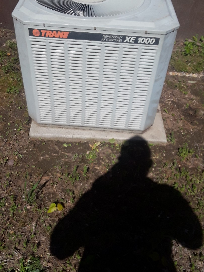 Westborough, MA - Trane AC unit repair