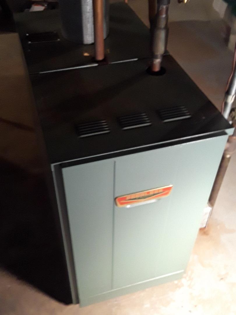 Leominster, MA - Heat repair on Peerless gas boiler