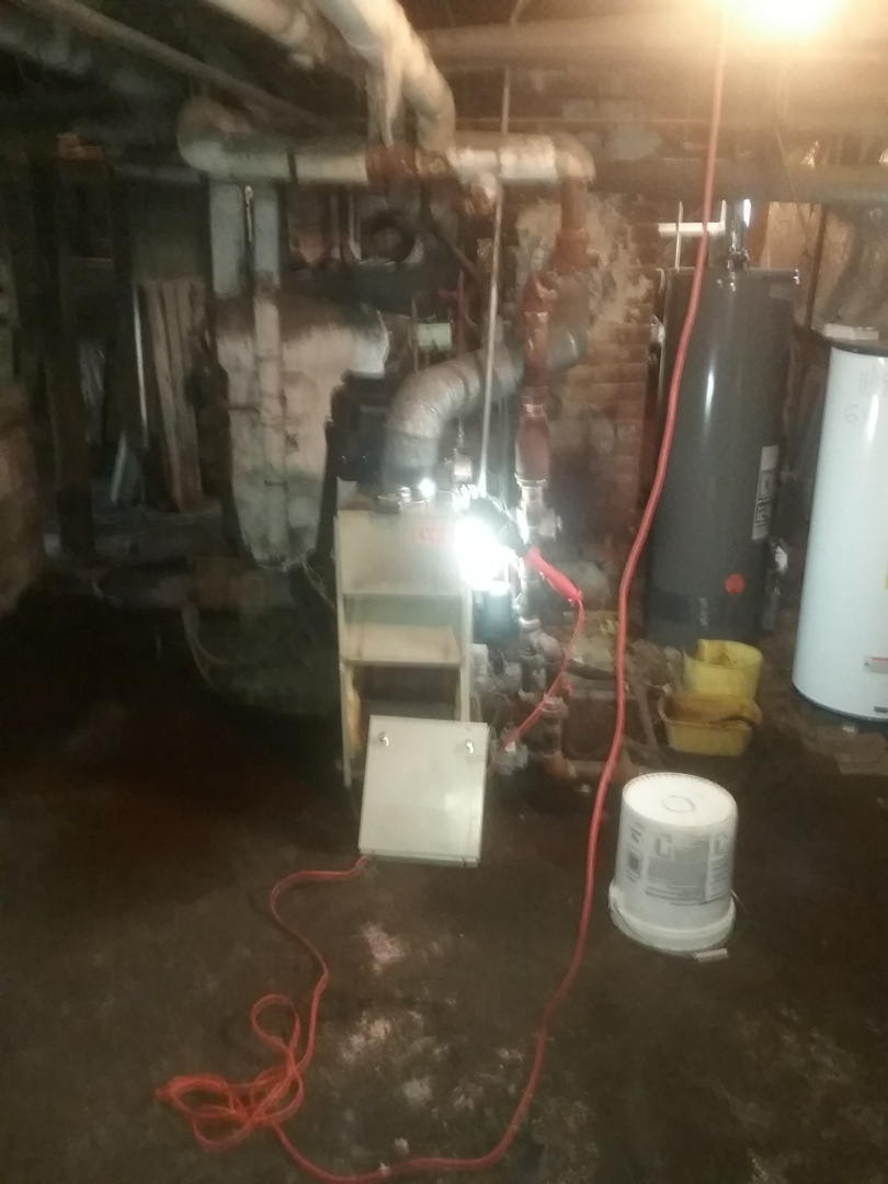 Holden, MA - Service on a bryant steam boiler