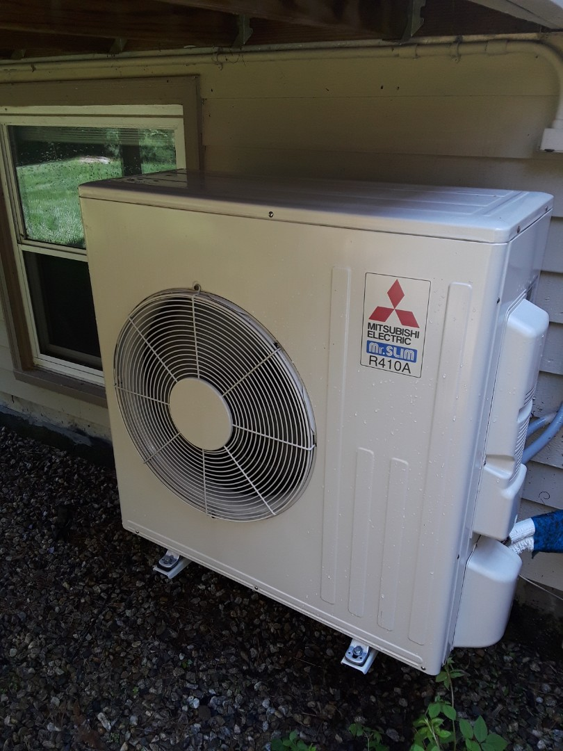 Oxford, MA - Clean and check Mitsubishi mini split system