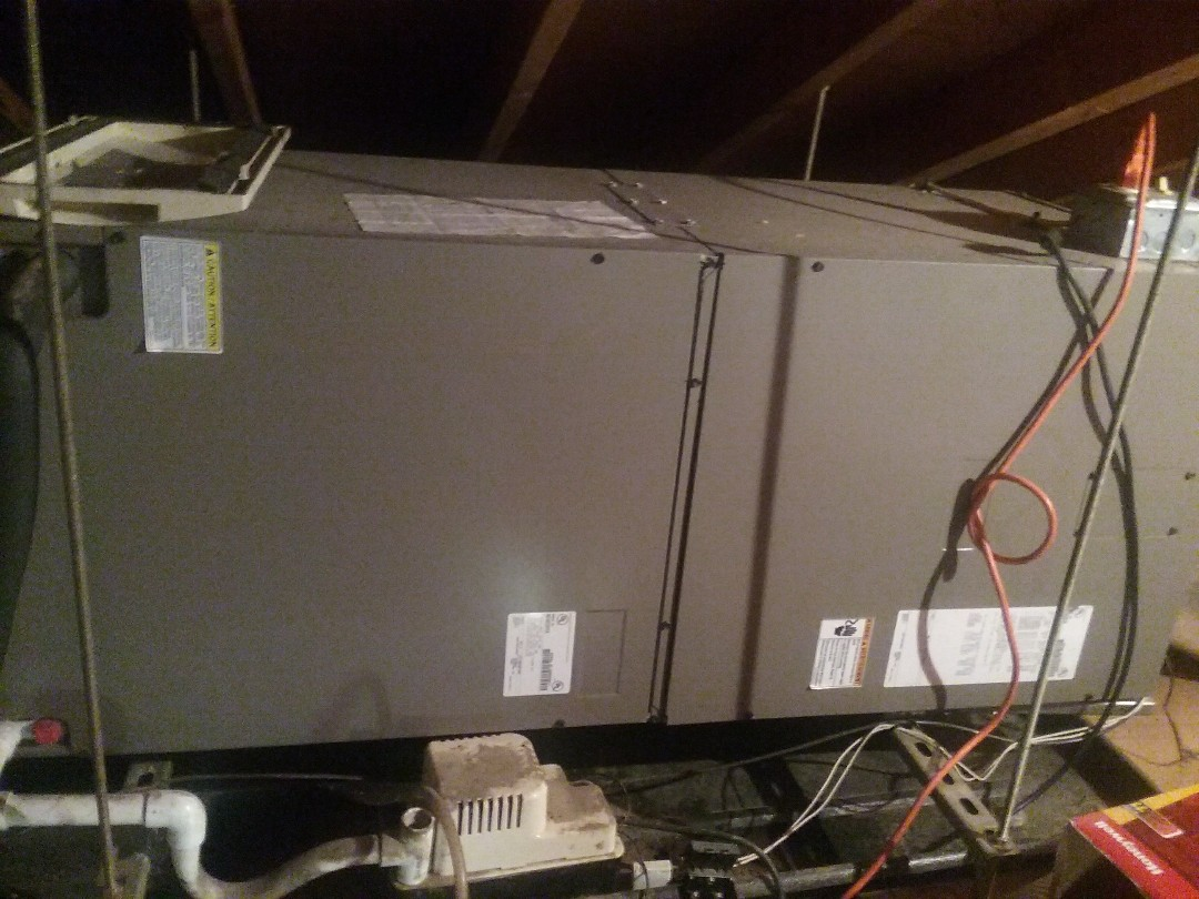 Oxford, MA - Service in a york air conditioning dystem