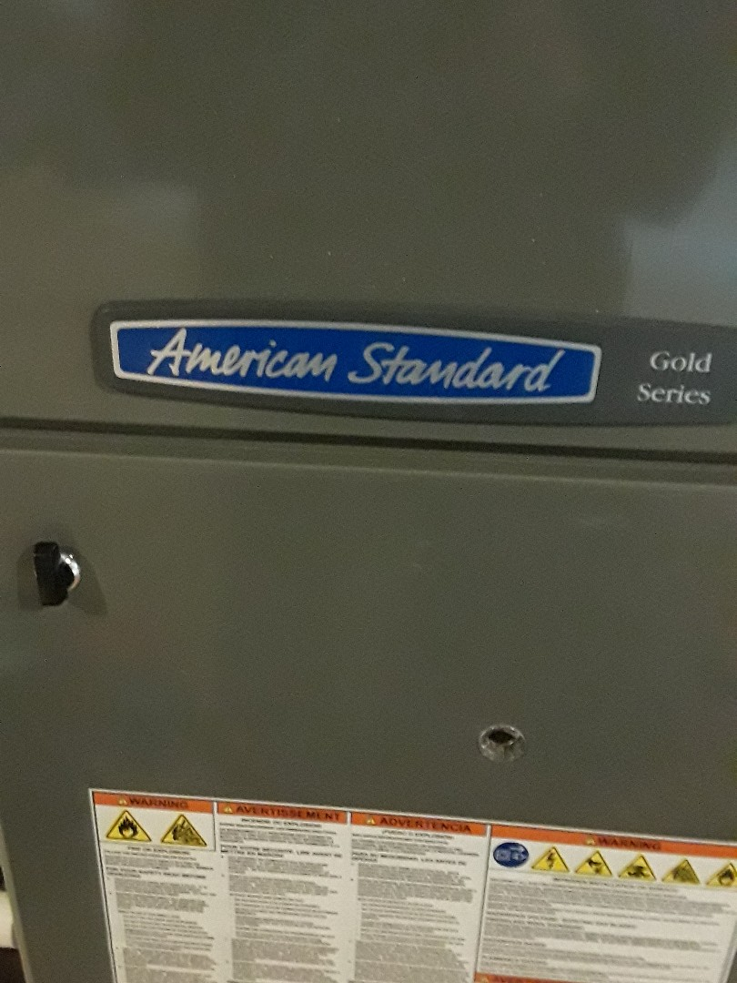 Westborough, MA - Clean and check American Standard Gas  Furnace