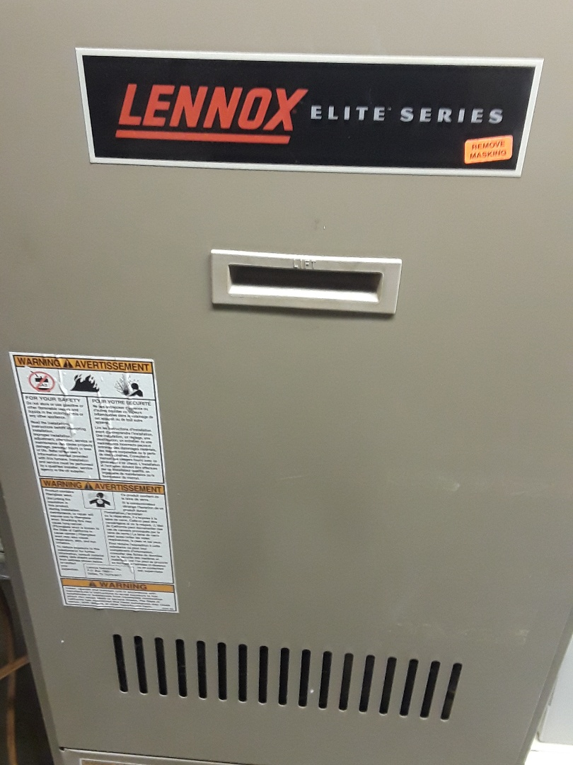 Millbury, MA - Clean and check Lennox AC unit