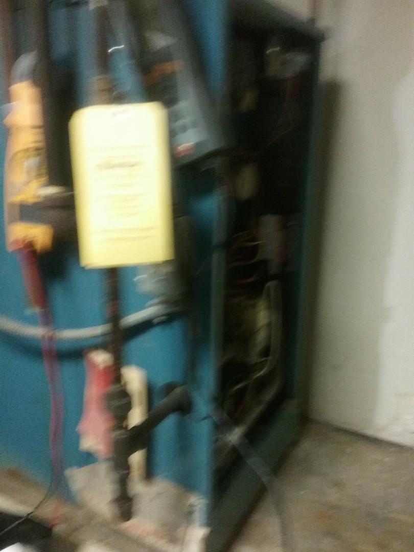 Marlborough, MA - Service of a Burnham gas water boiler
