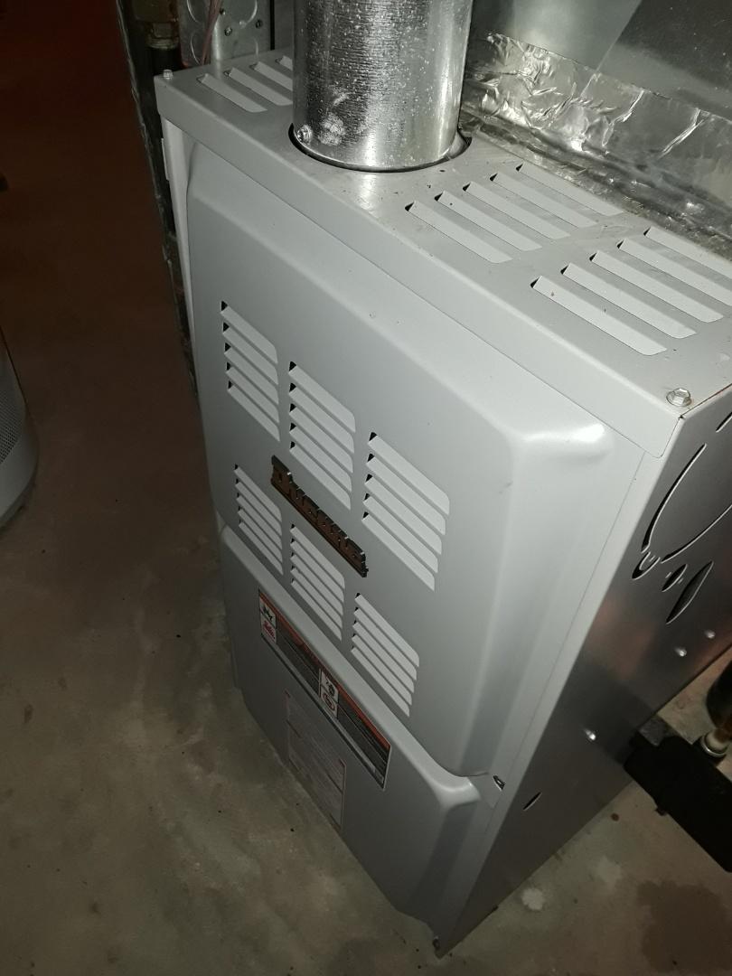 Leominster, MA - Repair on Ducane AC unit