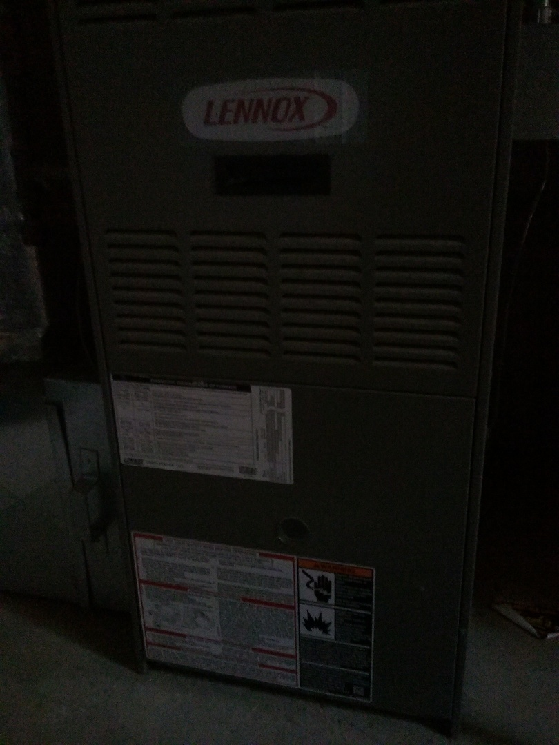 Grafton, MA - Service on a lennox gas air system