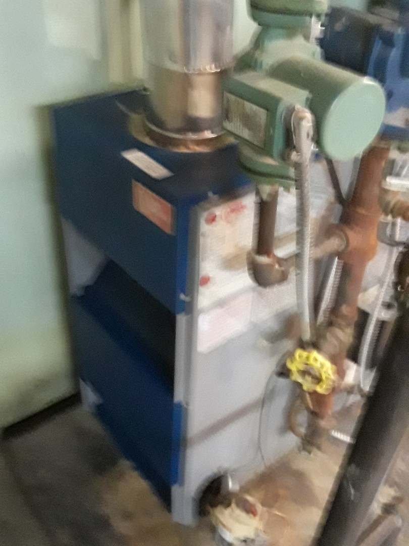 Leominster, MA - Clean and check Utica gas boiler