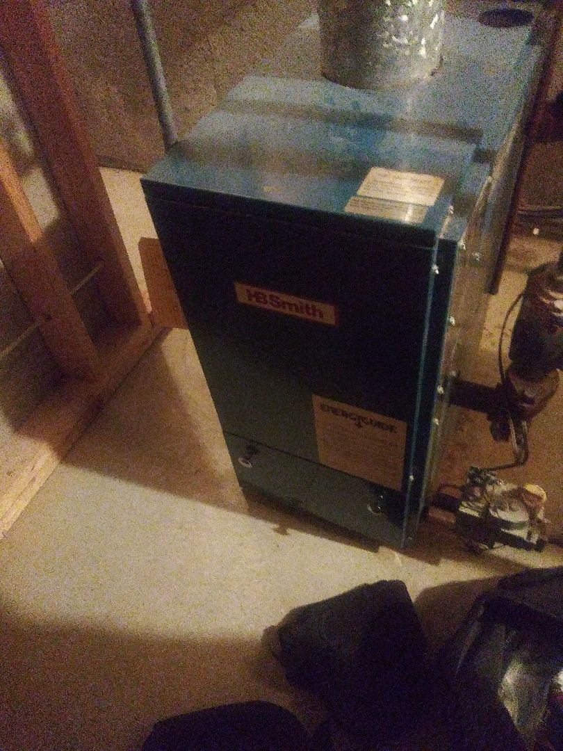 Northborough, MA - Servicing h.b. smith boiler