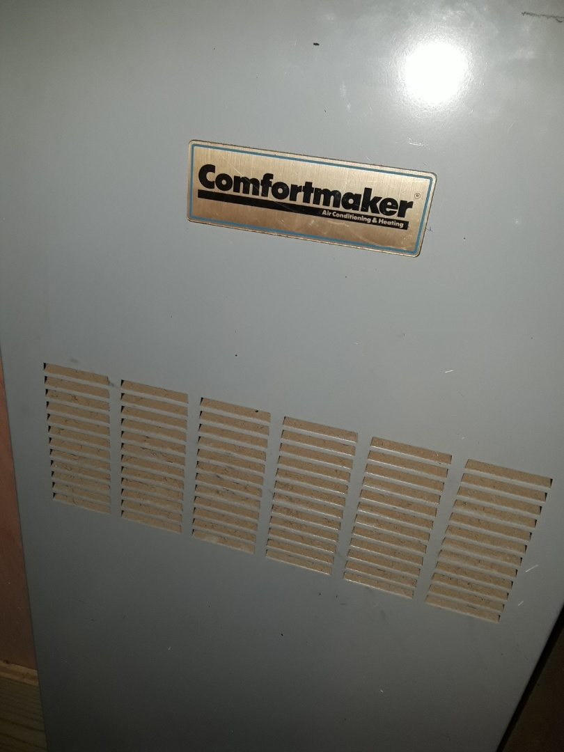Leominster, MA - Clean and check ComfortMaker oil filter