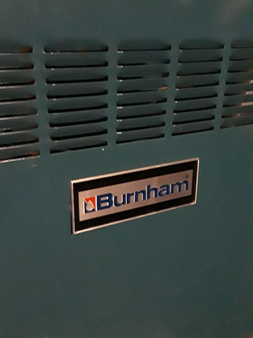 Shrewsbury, MA - Repair on a Burnham gas boiler