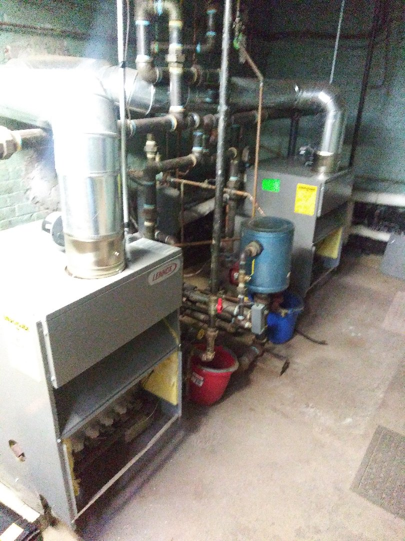 Worcester, MA - Servicing lennox steam boilers