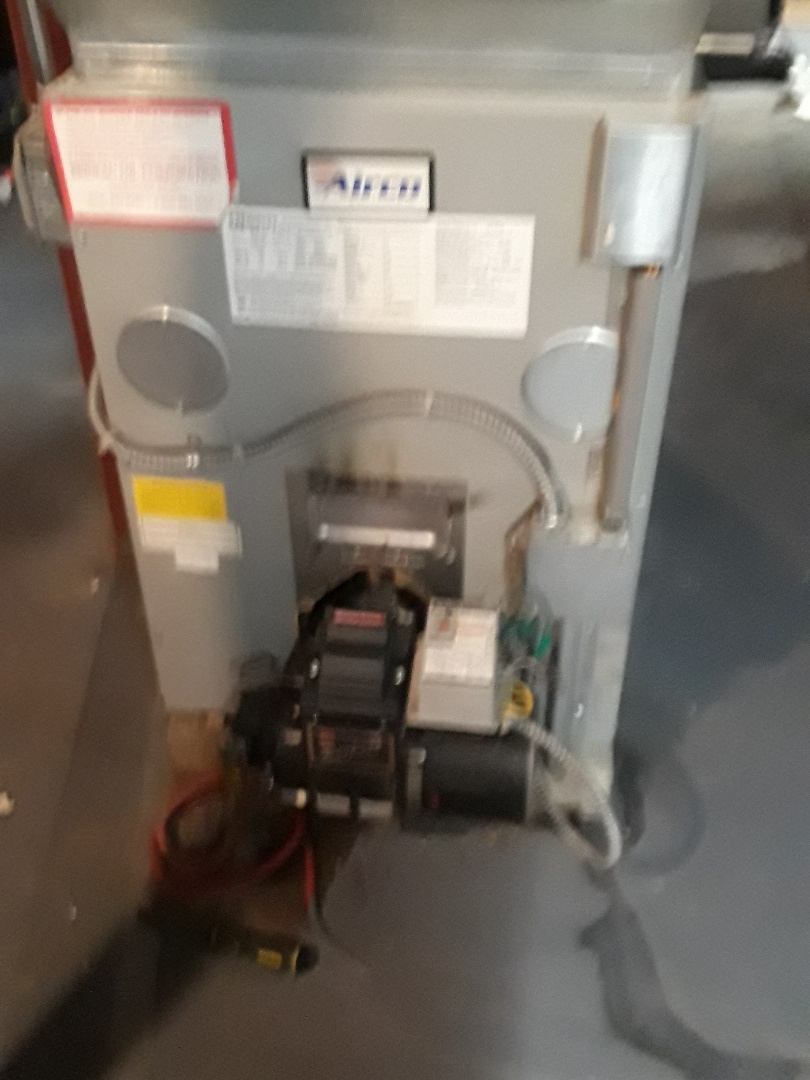Clinton, MA - Clean and check Airco oil furnace