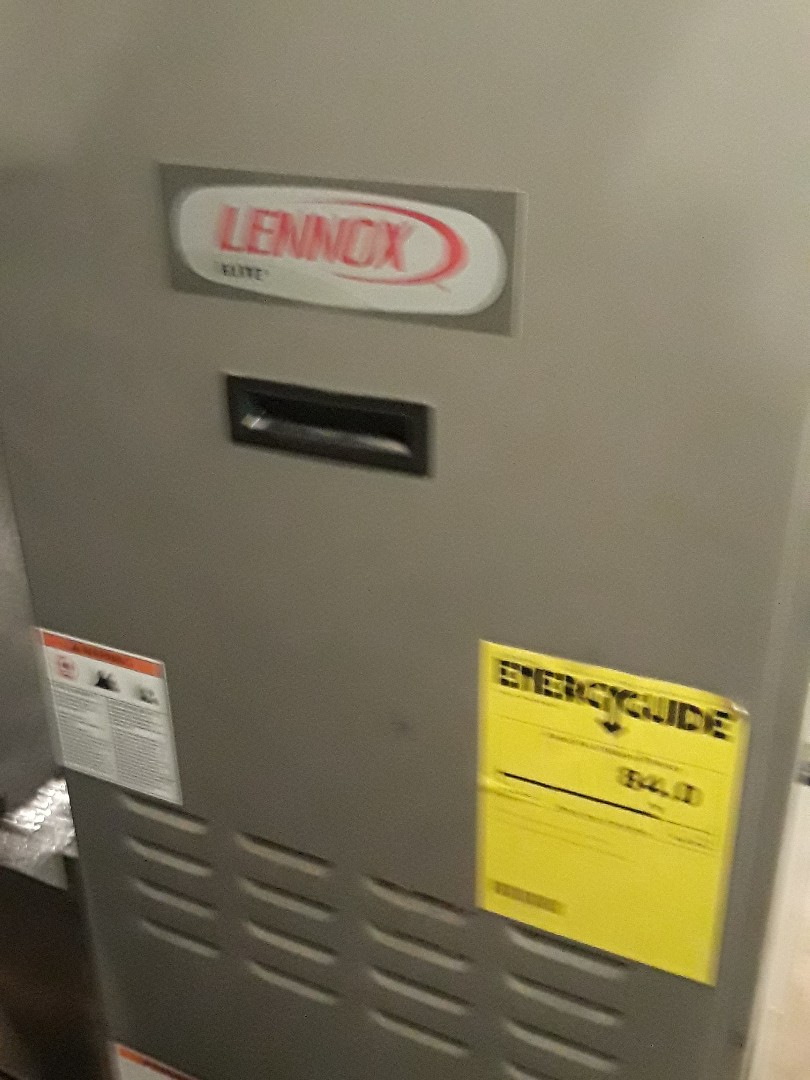 Leominster, MA - Clean and check Lennox oil furnace