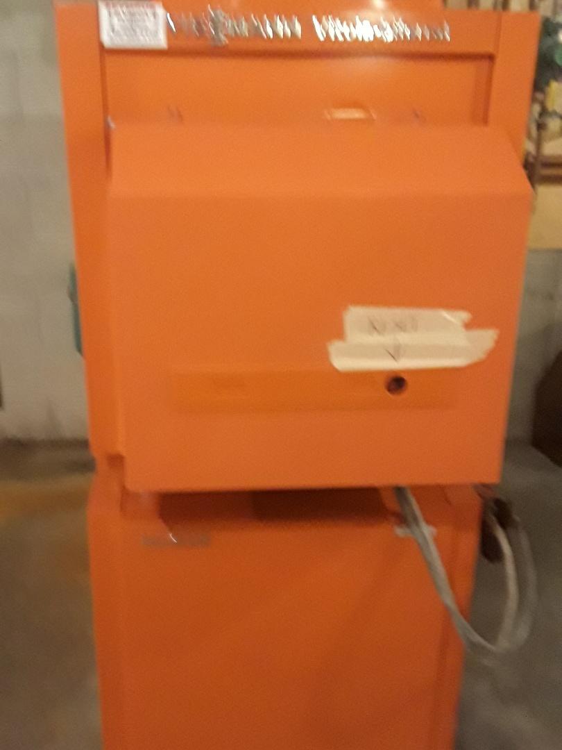 Fitchburg, MA - Clean and check Viessmann oil boiler