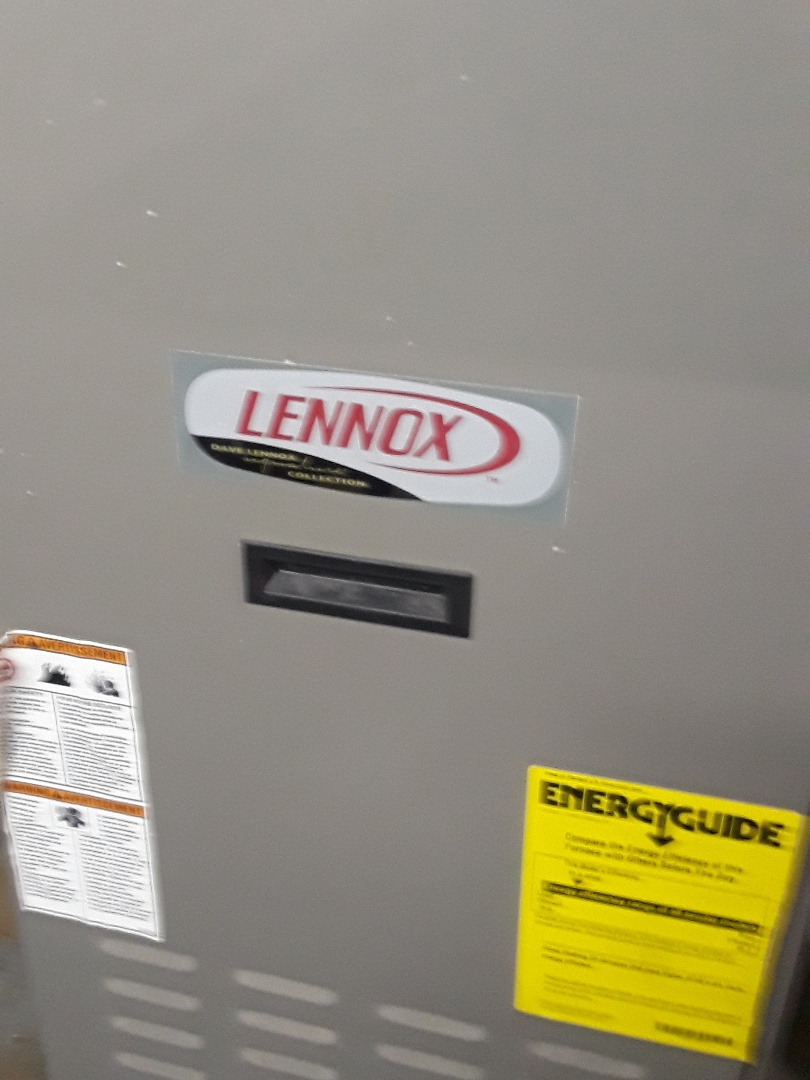 Westborough, MA - Clean and check Lennox oil boiler