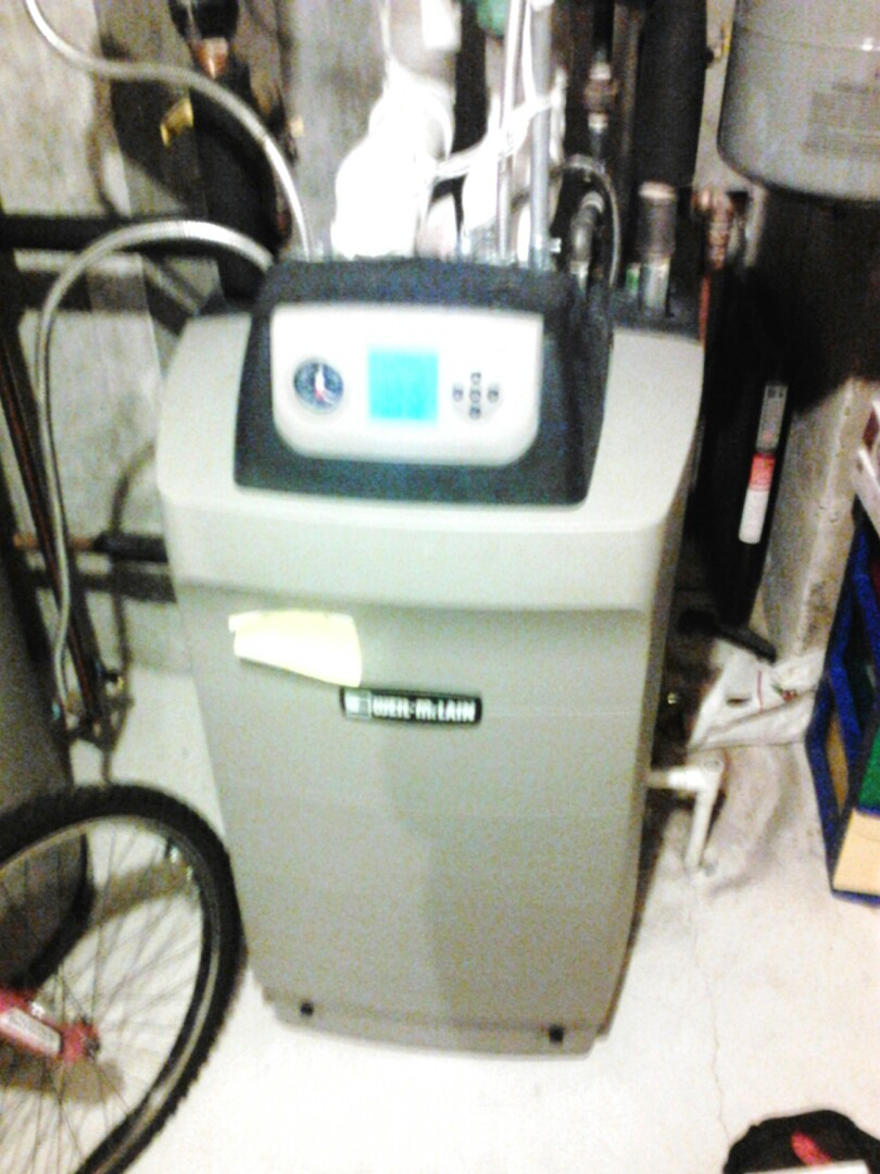 Grafton, MA - Servicing Weil McLain ultra boiler