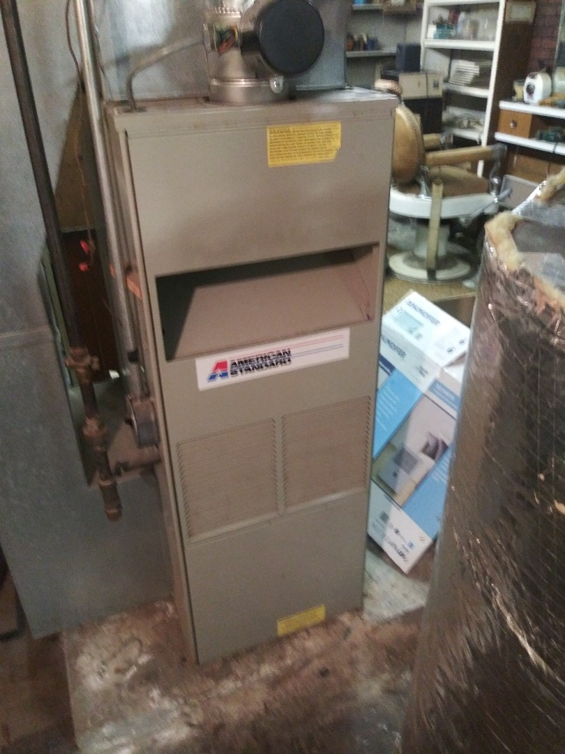 Grafton, MA - Servicing American standard furnace