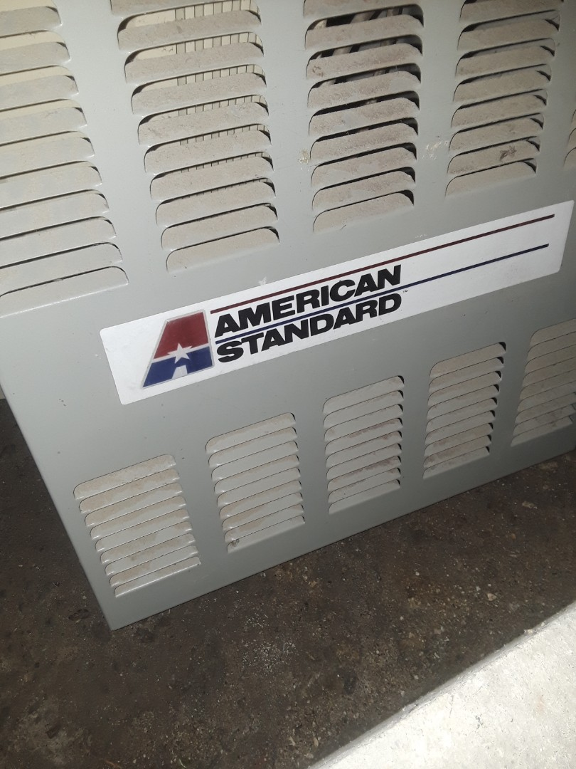 Worcester, MA - Heat repair on a American Standard gas furnace