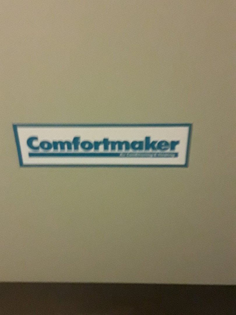Auburn, MA - Heat repair on a Comfort Maker gas furnace