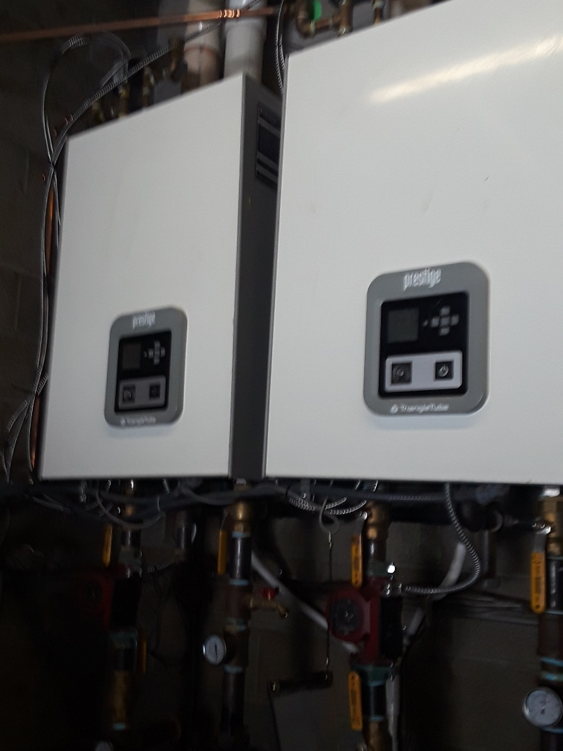 Ashland, MA - Clean and check TriangkeTube gas boilers