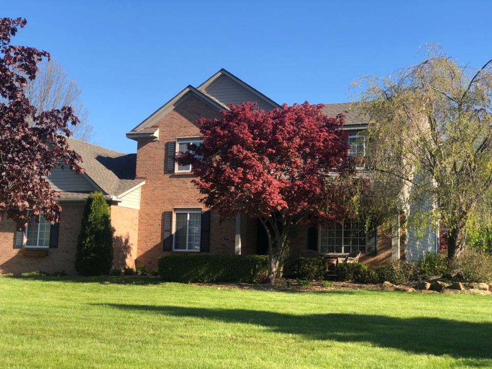 Milford Charter Township, MI - Finished another house in Milford Michigan