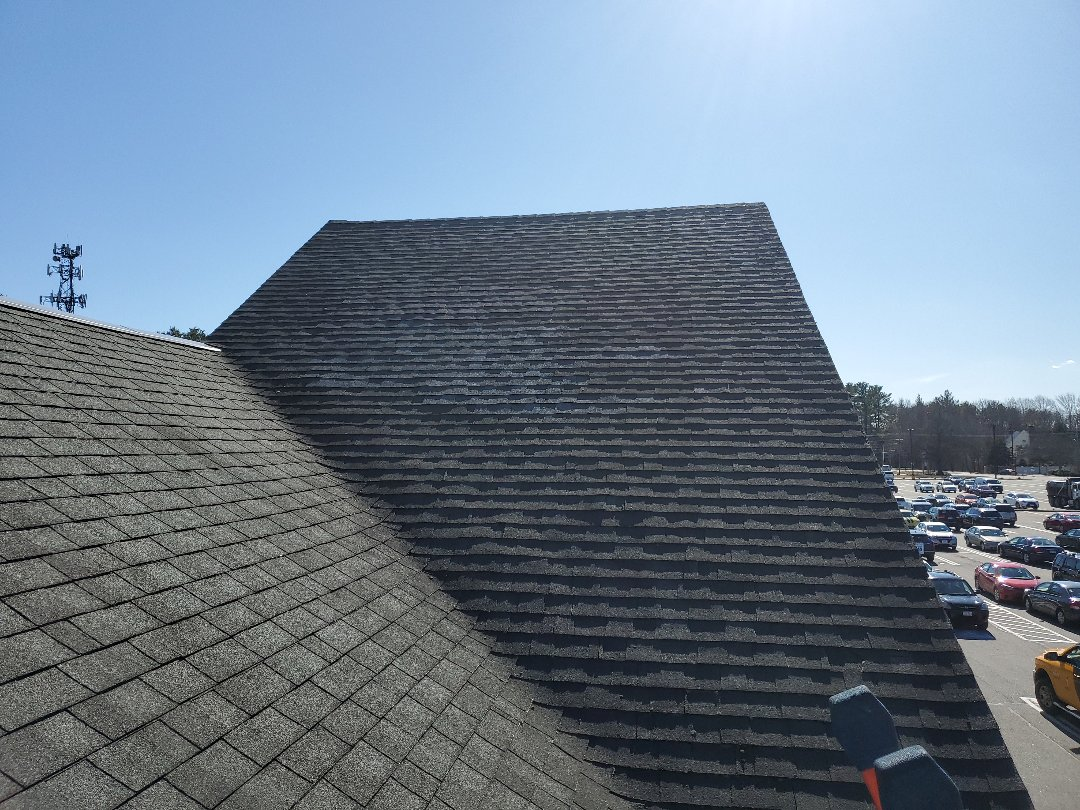 Easton, MA - certainteed shingle replacement